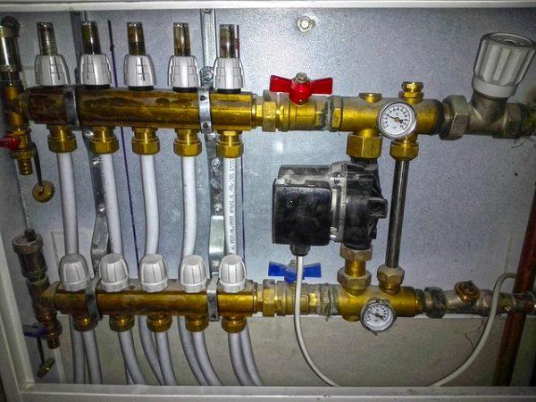 Le plancher chauffant hydraulique : les points essentiels